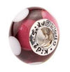 SilveRado Drama Queen Murano Glass Bead, Murano Glass Bead, SilveRado