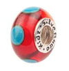 SilveRado Little Rascals Murano Glass Bead, Murano Glass Bead, SilveRado