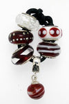 SilveRado Xmas Red Murano Glass Bundle, Murano Glass Bundle, SilveRado