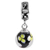 SilveRado Summer Nights Murano Glass Dangle, Murano Glass Dangle, SilveRado