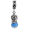 SilveRado My Angel Murano Glass Dangle, Murano Glass Dangle, SilveRado