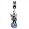 SilveRado The Story Teller Murano Glass Dangle, Murano Glass Dangle, SilveRado