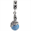 SilveRado Oceans Daughter Murano Glass Dangle, Murano Glass Dangle, SilveRado