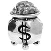 SilveRado Pot of Gold Sterling Silver Charm