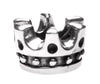 SilveRado Silver Crown No3 Sterling Silver Spacer, SS Spacer, SilveRado