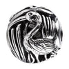 SilveRado Bird Focal No1 Sterling Silver Focal Bead, SS Focal Bead, SilveRado