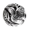 SilveRado Bird Focal No2 Sterling Silver Focal Bead, SS Focal Bead, SilveRado