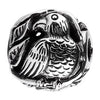 SilveRado Bird Focal No5 Sterling Silver Focal Bead, SS Focal Bead, SilveRado