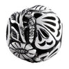 SilveRado Butterfly Focal No3 Sterling Silver Focal Bead, SS Focal Bead, SilveRado