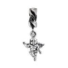 SilveRado Angel Sterling Silver Dangle Charm, SS Dangle Charm, SilveRado