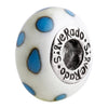 SilveRado Wind Dance Murano Glass Bead