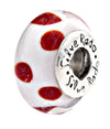 SilveRado Treasure Island Murano Glass Bead, Murano Glass Bead, SilveRado