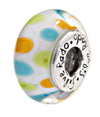 SilveRado Slow Moves Murano Glass Bead, Murano Glass Bead, SilveRado