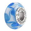 SilveRado Winds of Change Murano Glass Bead, Murano Glass Bead, SilveRado