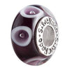 SilveRado Angel Eyes Murano Glass Bead, Murano Glass Bead, SilveRado