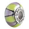 SilveRado High Society Murano Glass Bead, Murano Glass Bead, SilveRado