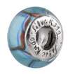 SilveRado Wind Song Murano Glass Bead, Murano Glass Bead, SilveRado