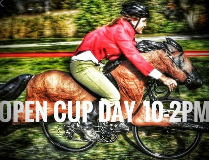 Le Knicks is Open on Cup Day