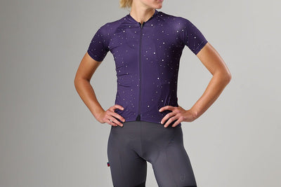 Velocio Ultralight Womens Jersey - Le Knicks #fortherider
