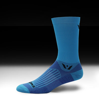 Swiftwick Aspire 7 Sock - Le Knicks #fortherider