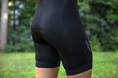 Velocio Women's Signature Bib Short - Le Knicks #fortherider