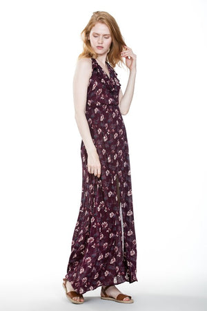 Floral Frenzy Maxi