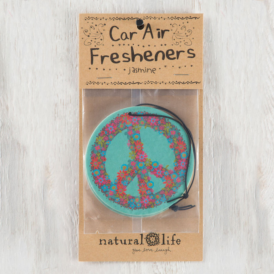 Natural Life Blue Peace Air Freshener, 3 PK