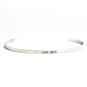 Good Shit Delicate Bangle