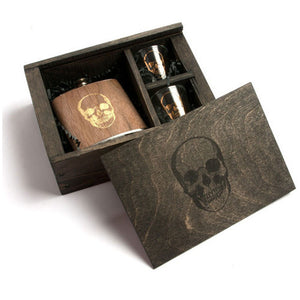 Gold Skull Box Set