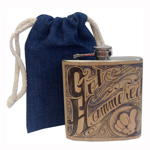 Get Hammered Flask