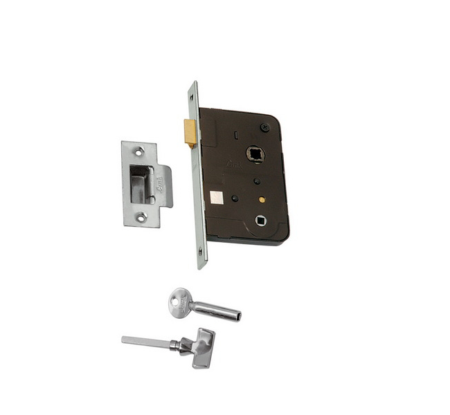 Link Locks Sleek Mortise Bathroom Lock Knobskart Com Flat