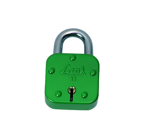 Link Locks Coloured Series (pack of 6)
