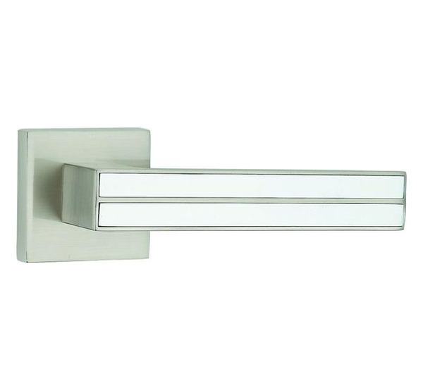 Krome Rose Mortise Handle 386-940