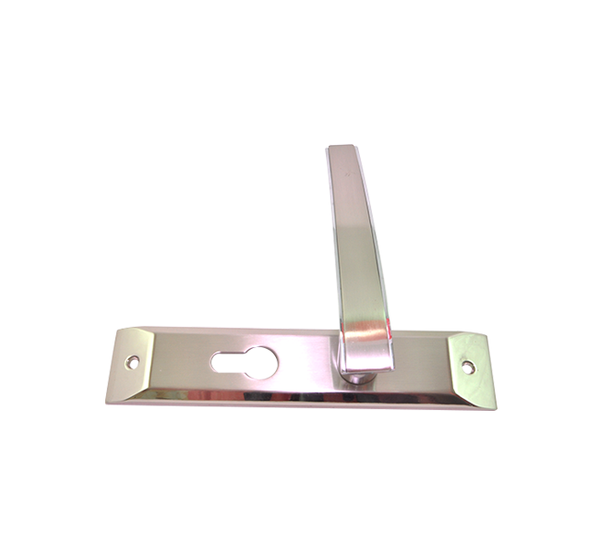 200mm Door handle set with Lock body 2C (7116)