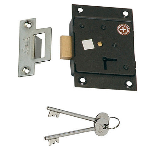 Link Locks Cupboard Lock 802 (6 Levers)