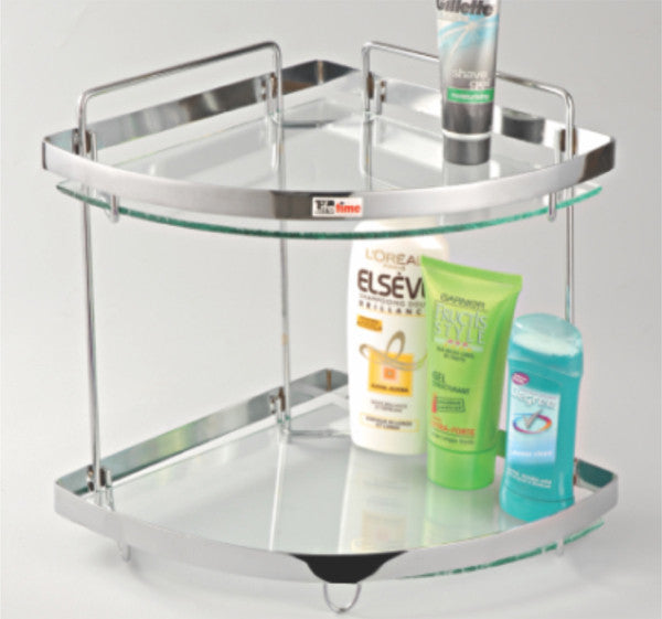 Lifetime Corner Glass Shelf