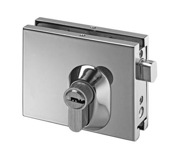 Ozone Corner Lock with Euro Cylinder OZ-EP-PL-1A