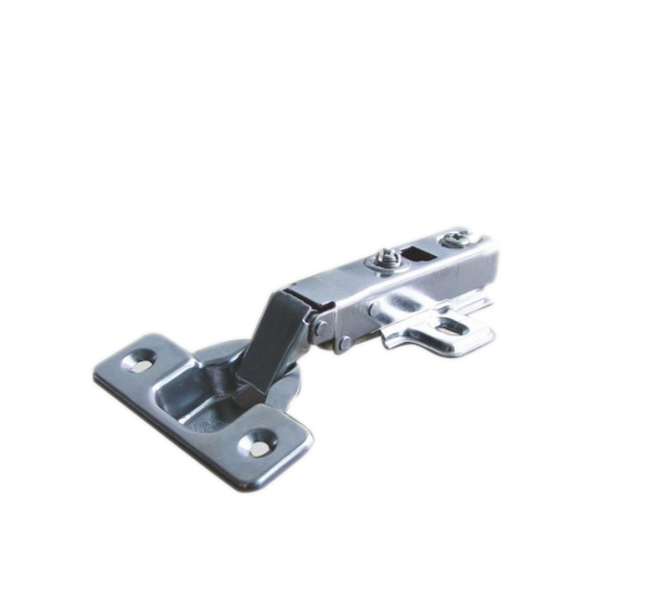 Ebco EURO - Slow Motion Hinge with 4 hole Mounting Plate E-HSM Set of 2pcs