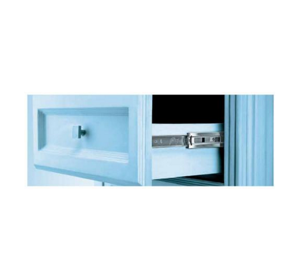 Godrej Kitchen Accessories: Godrej Drawer Channel- Zinc Plated
