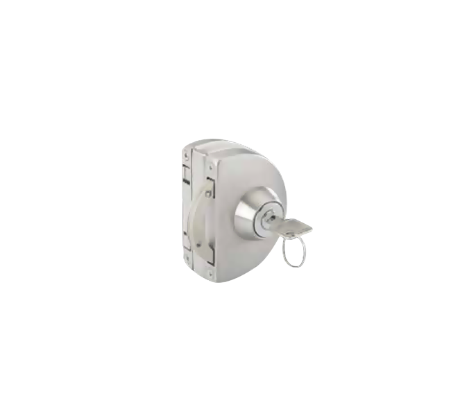Godrej Glass To Wall Lock Round Type W O Cut Out 7779 Knobskart