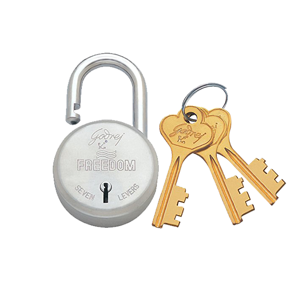 Godrej Locks Freedom 7 Levers (3 Keys) 7665
