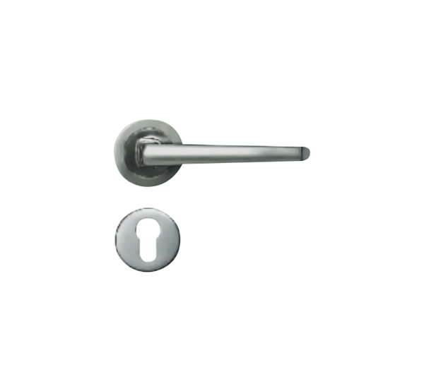 Godrej Victoria Door Handle Set with Baby Latch 8432