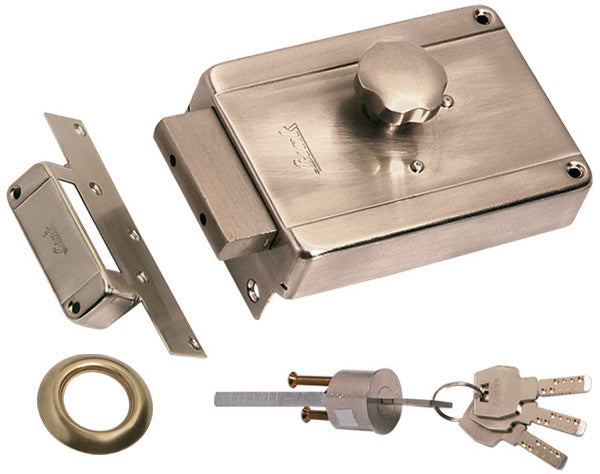 Link Locks HT- 3007 Rim Lock (Hi-Tech Dead Lock)