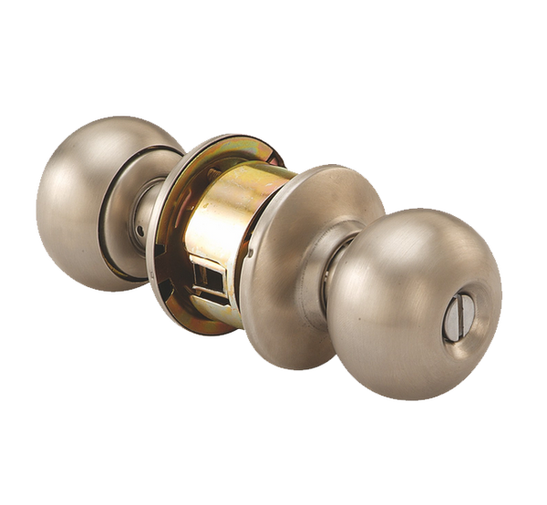 Indobrass Corolina Cylindrical Lock - Privacy