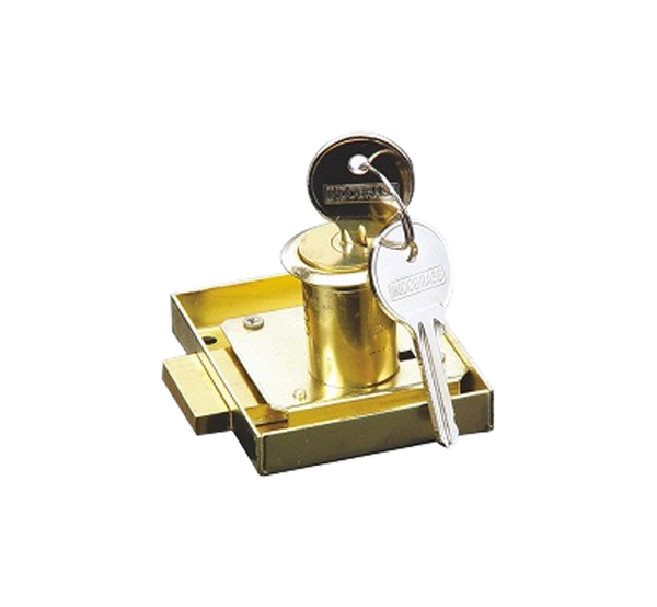 Indobrass Cupboard Lock without Latch