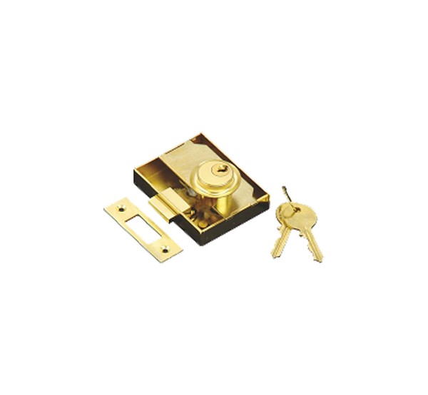 Indobrass Cupboard Lock with Auto Latch