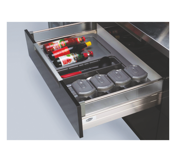 Ebco KITCHEN DRAWER MANAGEMENT SYSTEM-DT 60CM (DRAWER TRAYS)