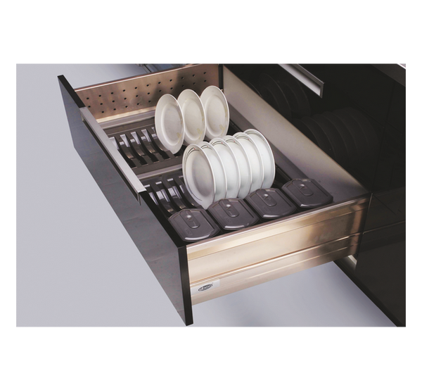 Ebco KITCHEN DRAWER MANAGEMENT SYSTEM - PLATE HOLDER12YZ