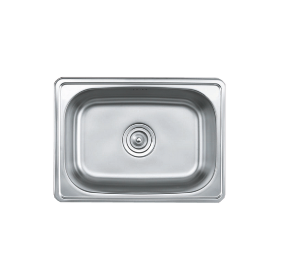 EBCO SINGLE BOWL SINK KS SB1
