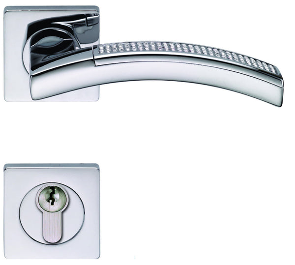 Longo Rose Mortise Handle LH43A-132